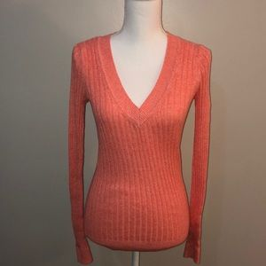 EUC V-neck sweater from Express